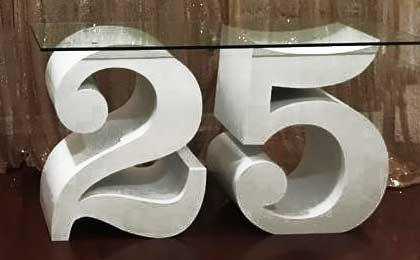 table-number-25