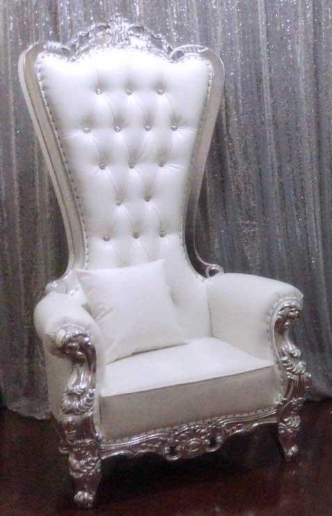 throne-chair-silver